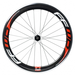 FFWD FFWD Ruote F6R-C Clincher 58mm Mozzo DT Red/White FW.015