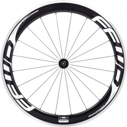 FFWD Ruote F6R-C Clincher 58mm Mozzo DT White/Black FW.016