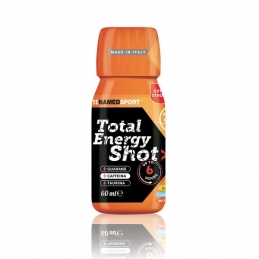 Named Integratori Total Energy Shot 6h 60ml