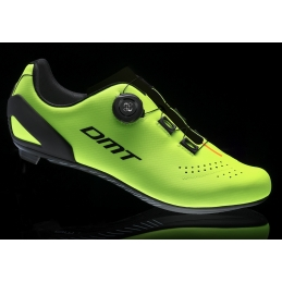 Scarpe Dmt Scarpe Corsa D5 Yellow Fluo/Black/Orange