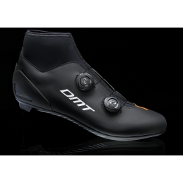 Scarpe Dmt Scarpe Corsa DW1 Black/White/Orange/Clear