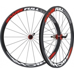 SWR Full Carbon Tubolare White/Red