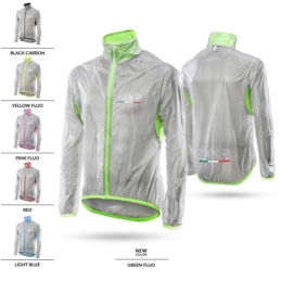 Sixs Mantellina Ultralight Waterproof Fluo MANT