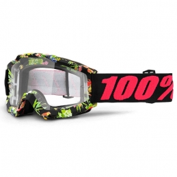 100% Occhiali MTB Accuri Goggle Chapter 11 Clear Lens 50200-209-02