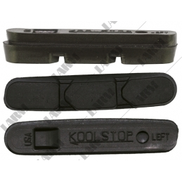 Pattini Freno Kool Stop Kit Pattini Camp.Super Record Black KS051