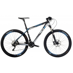 Mtb 401XB 27.5 Grey/Silver/Blue Matt