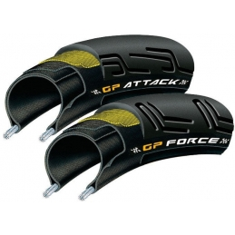 "Continental Coperture Attack & Force II 22"" 24"" 010048"