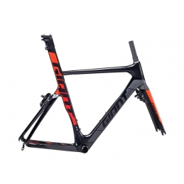 Kit Telaio Propel Advanced SL Black/Grey/Red