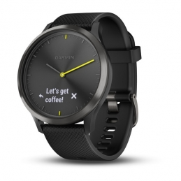 Garmin Vívomove® HR Black 010-01850-01