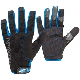 Park Tool Guanti Work And Bike Nero/Blu GLV-1