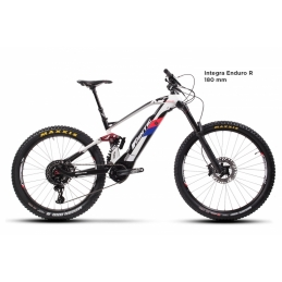 Bici Elettriche Fantic E-Bike XF1 Integra Enduro 160 Race 2019