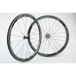 Racing Quattro Carbon C17 Clincher