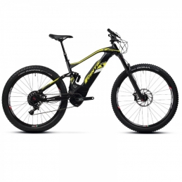 Bici Elettriche Fantic E-Bike XF1 Integra 160 Enduro Carbon Race 2019
