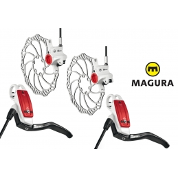 Magura Kit Freno Marta SL White
