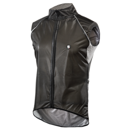 Sixs Gilet Antivento Ward Grey/Black WARD GILET
