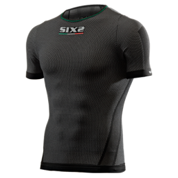 Sixs Intimo Maglia M/C Superlight Black Carbon TS1L