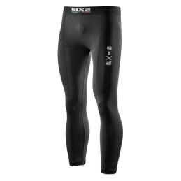Sixs Leggins Carbon Underwear Black Carbon PNX