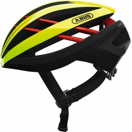 Abus Casco Aventor Neon Yellow 132002