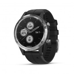 Garmin Fenix 5 Plus Silver/Black 010-01988-11