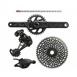 Gruppi Sram Gruppo XX1 Eagle Black Boost 12v DUB 148mm