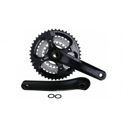 Sram Guarnitura X9 175mm GXP Black/White