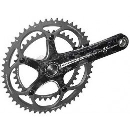 Campagnolo Guarnitura Super Record Carbon 11v