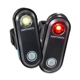 Luci & Led Kryptonite Kit Illuminazione Avenue F-65 / R-30 Attacco USB 1 Led 546025000