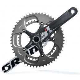 Sram Guarnitura Red BB30 10v 50x34 Silver