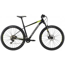 Cannondale Mtb Trail 2 (2x) Black