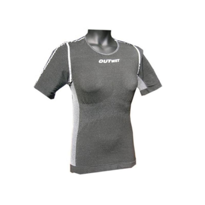 Categorie Outwet Maglia Int.Viper/2 Donna Grigio/Bianco OW004