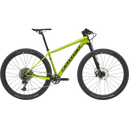 Cannondale Mtb F-Si Carbon 2 2018