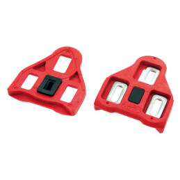 Vp Components Tacchette Pedali Look Rotanti Red 421539070