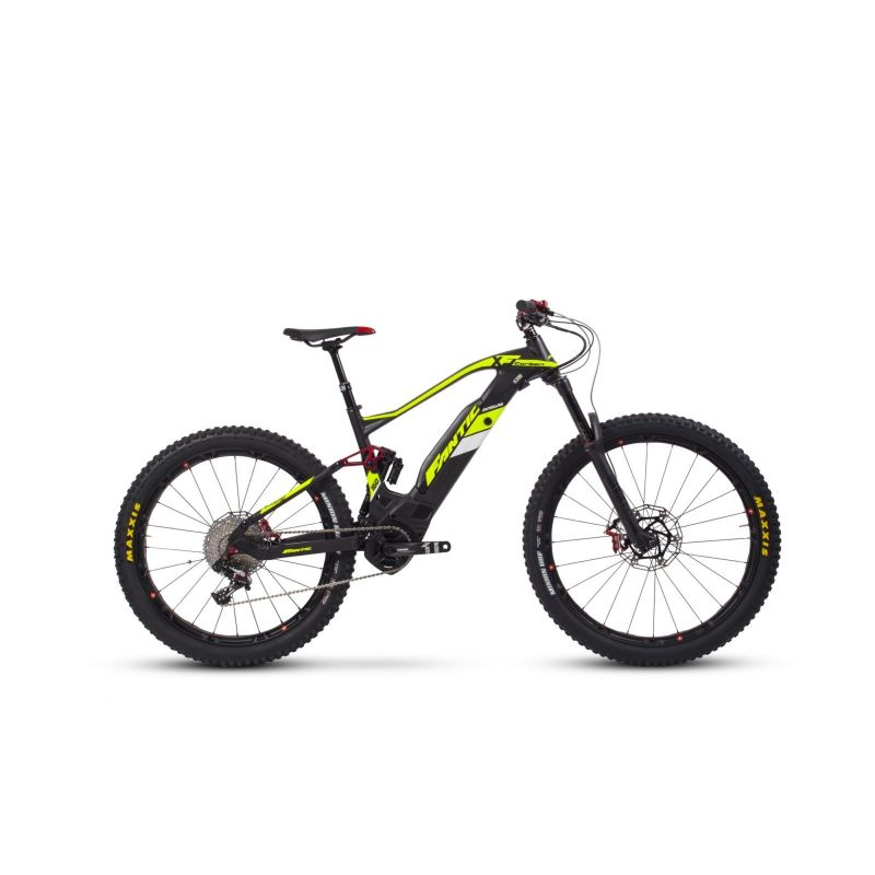 Bici Elettriche Fantic E-Bike XF1 Integra Enduro 160 2019