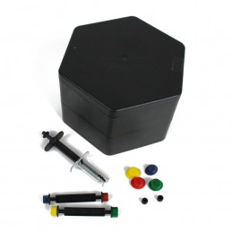 Ruote Ricambi Deaneasy Kit Tubeless Universale TNT 1611701