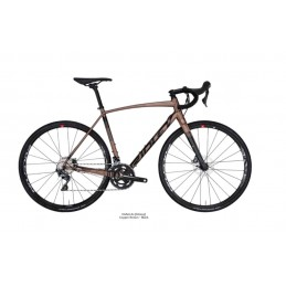 Bici Corsa Ridley Bici Kanzo A 105 Disc Copper Brown/Black 2020