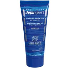 Hibros  Hibros Depilsport Crema 200ml DS