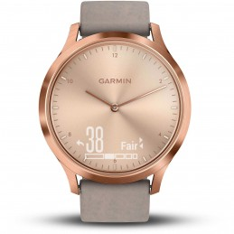 Garmin Vívomove® HR Premium Rose Gold-Gray 010-01850-09