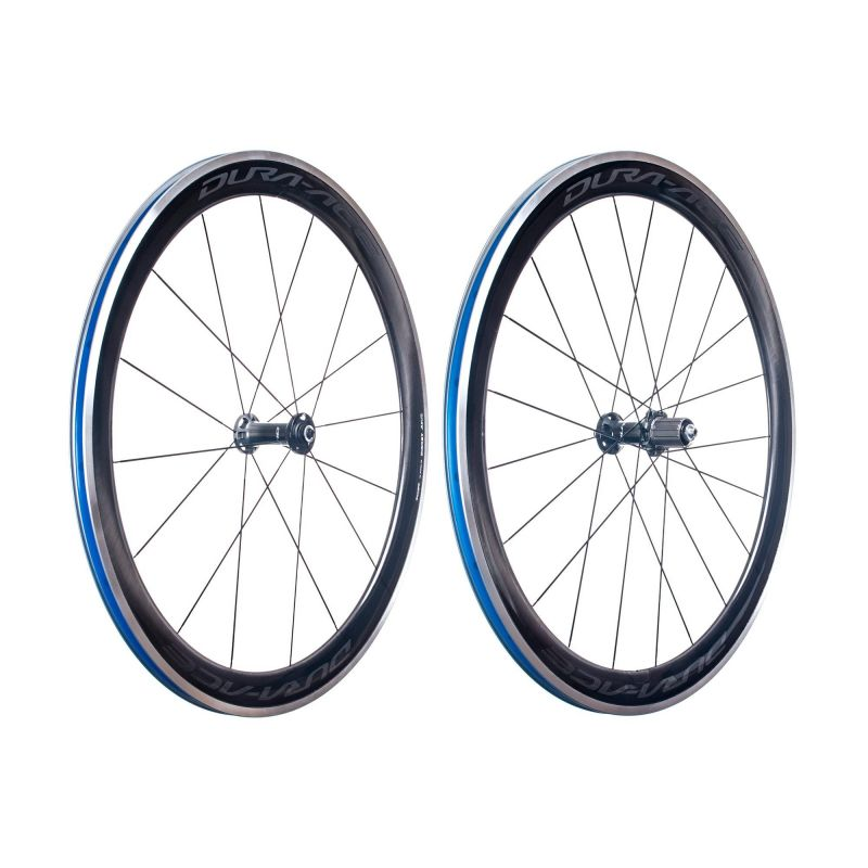 Shimano Ruote Dura-Ace WH-9100 C60 CL EWHR9100C60FRCY