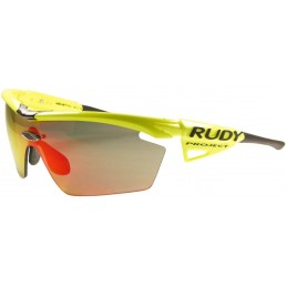 Rudy Project Occhiali Genetyk Racing Pro Yellow Fluo/Orange SP1140760RC