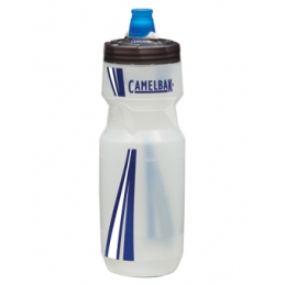 Camelbak Borraccia Podium 24oz Clear/Blue