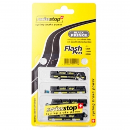 Swiss Stop Pattini Flash Pro Black Prince Carbonio P100003205