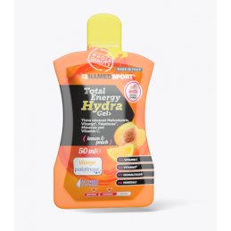 Named Sport  Named Sport Integratori Total Energy Hydra Gel Lemon&Peach 40ml
