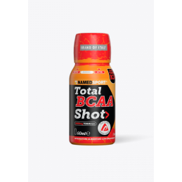 Named Integratori Total BCAA Shot Ice Red Fruits 60ml