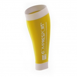 Compressport Gambaletto R2 Giallo R299