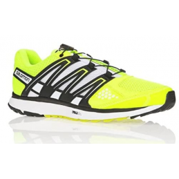 Salomon Scarpe Running Trail X-Scream Fluo Yellow/Black