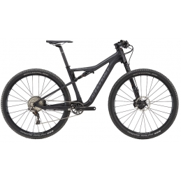 Cannondale Mtb Scalpel-Si Carbon 3 Black/Grey Matt C24306M