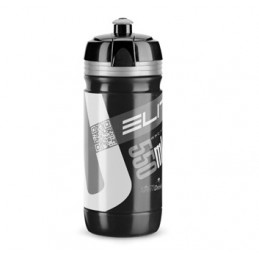 Elite Borraccia Corsa Elite Black 550ml e0914168