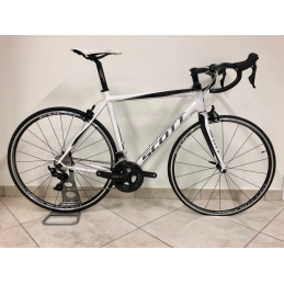 Scott Bici CR1 Team - Shimano 105 R7000 - Fulcrum Racing Sport