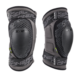O'Neal Ginocchiere Sinner Race Kevlar Gray 0291