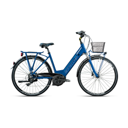 Bottecchia Bici E-Bike Lady Blu Opaco BE17074853